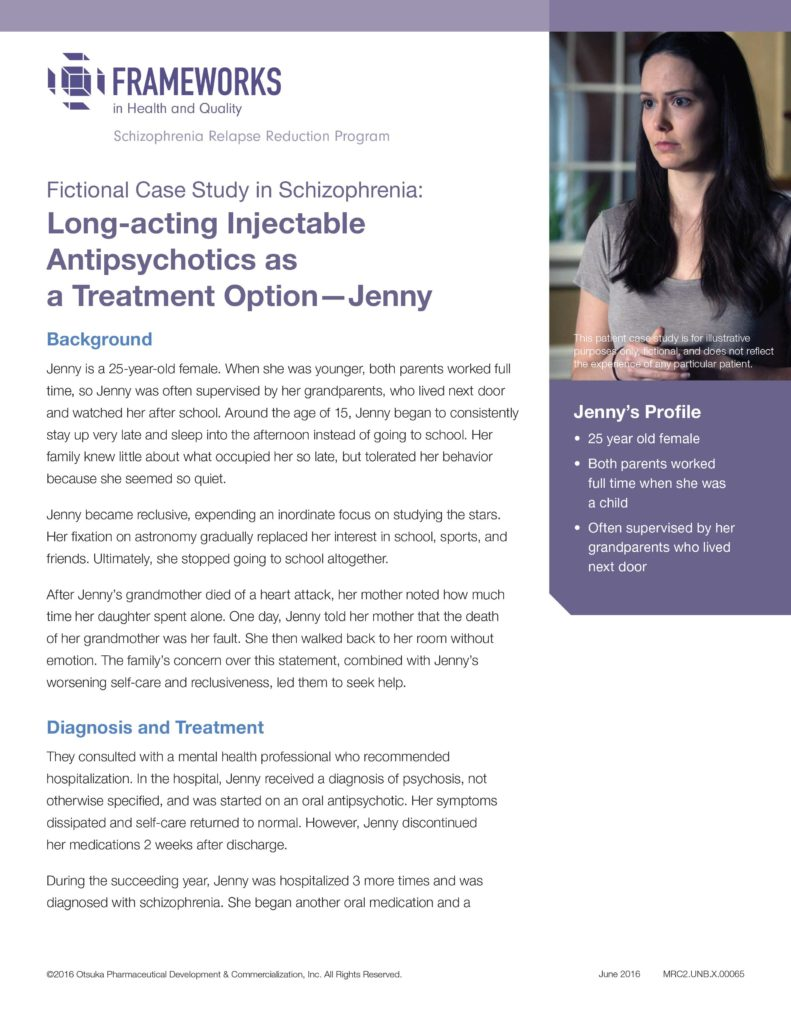 jenny psych analysis We offer a comprehensive continuum of inpatient, outpatient and community-based behavioral health services for adults, children and families.