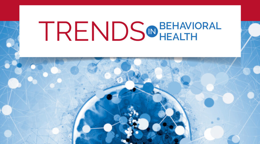 2019 Trends In Behavioral Health: A Population Health Manager's Reference Guide On The U.S. Behavioral Health Financing & Delivery System, 2nd Edition