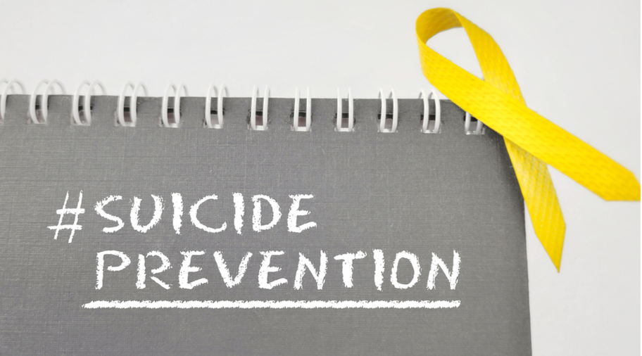 Suicide Awareness & Prevention Infographic